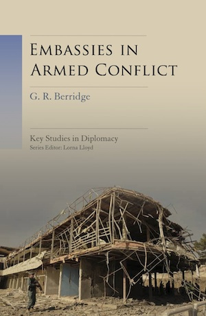 Embassies in Armed Conflict book cover