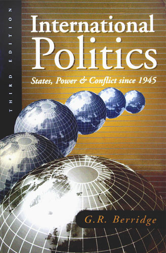 International Politics: States, Power and Conflict since 1945 book cover